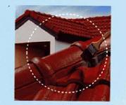 Cách lợp mái ngói thái 5