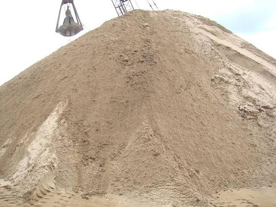 Kết quả hình ảnh cho cát xây dựng